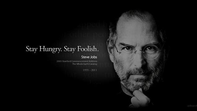 5 Pelajaran Hidup Dari Steve Jobs Kepada Mahasiswa